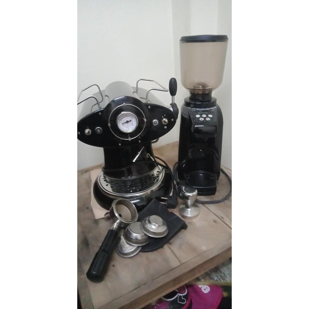 เครื่องทำกาแฟDuchess+เครื่องบดอัตโนมัติมือสอง สภาพดี