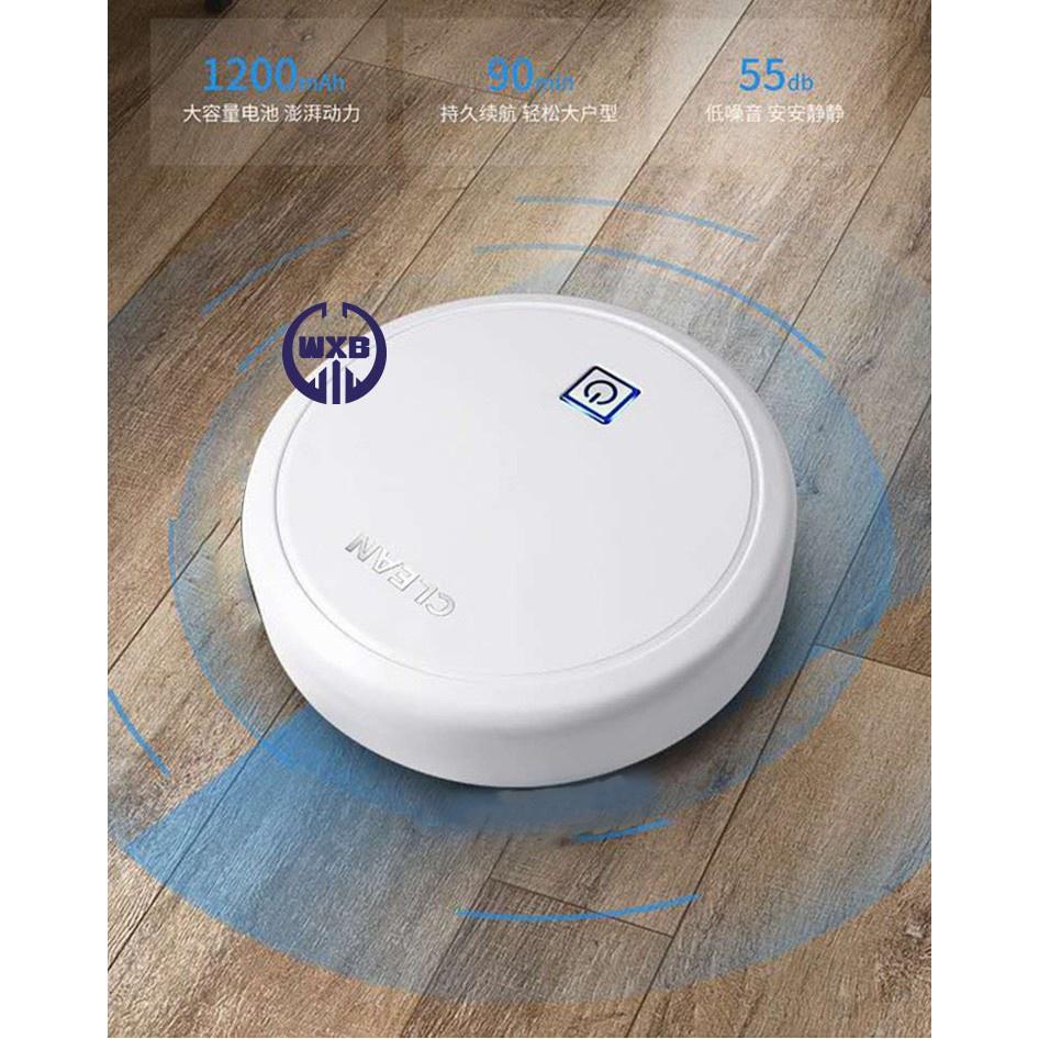 ��✅💯◐❀(พร้อมส่งในไทย) W00023หุ่นยนต์ดูดฝุ่น รุ่น ES23 CL