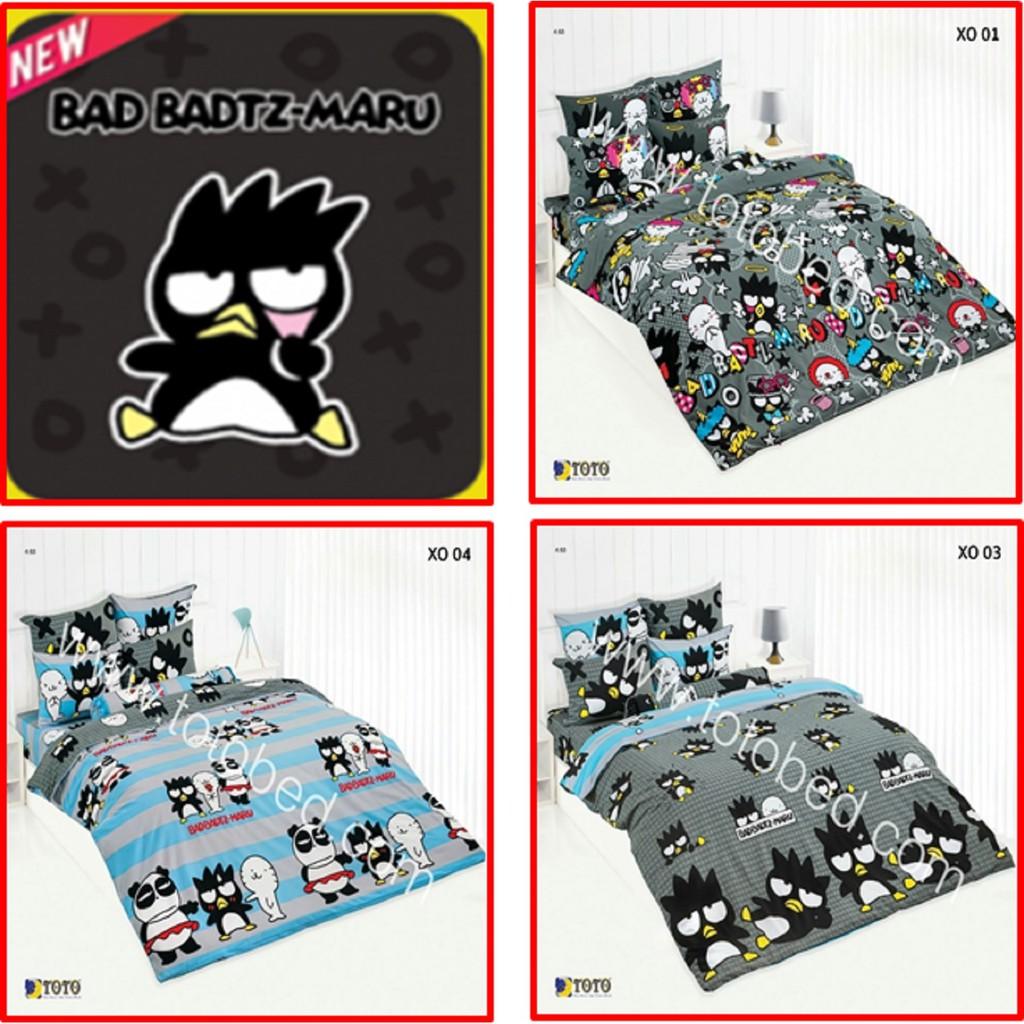 ผ้าปูที่นอน ลาย Bad Badtz-Maru/TOTO