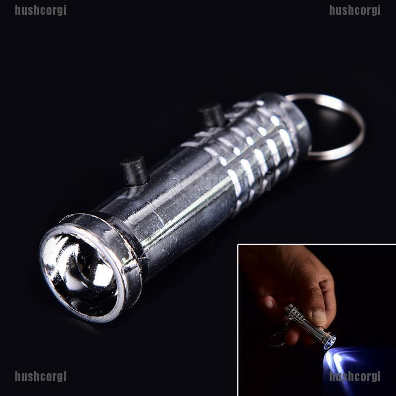 Dual-use UV Ultra Violet LED Flashlight Blacklight Light Inspection Lamp Torch S