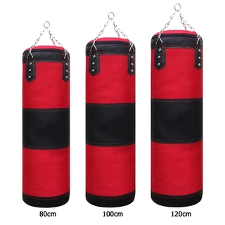 2020 New Professional Boxing Punching Bag Training Gym Fitness Equipment With Hanging Kick Sandbag Adults Exercise Empty