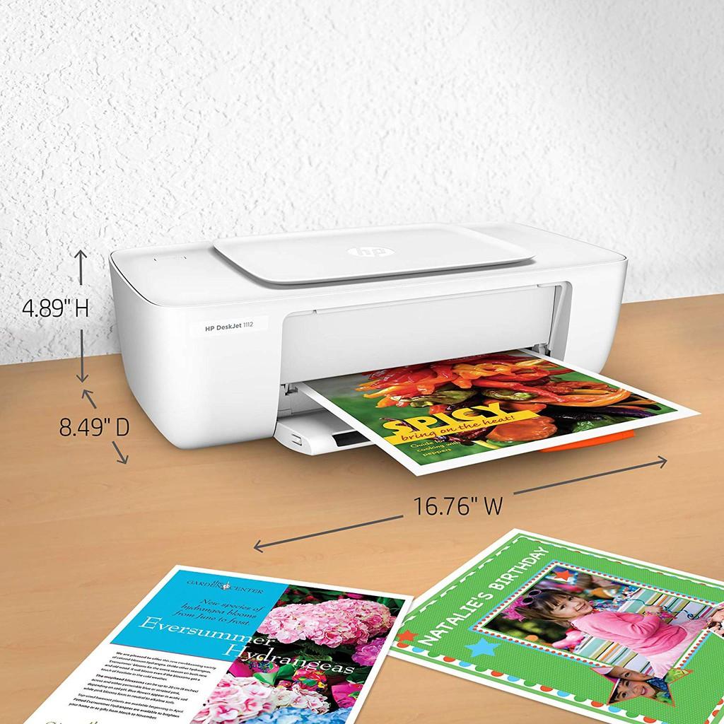 ปรินเตอร์ HP Deskjet 1210 | Shopee Thailand