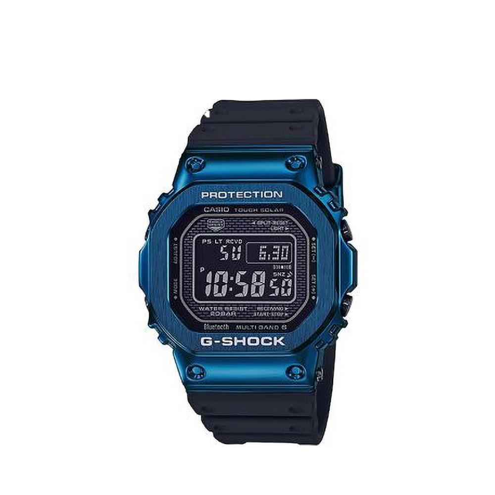 CASIO นาฬิกาข้อมือ G-SHOCK PREMIUM รุ่น GMW-B5000G-2DR นาฬิกากันน้ำ สายสแตนเลส