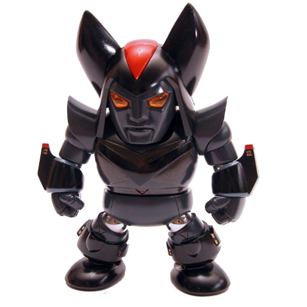 Resin Figure Kit Tetsujin 28 Black OX Garage Resin Kit Action Figure#¥%¥# qA64