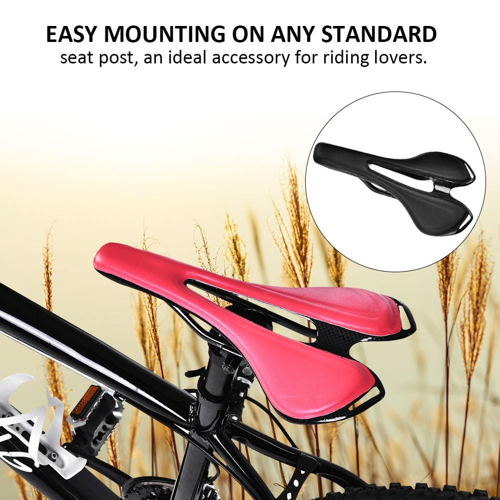 27*14CM Gel Saddle Bicycle Soft Seat For MTB Road Bike Mountain Bike Comfort