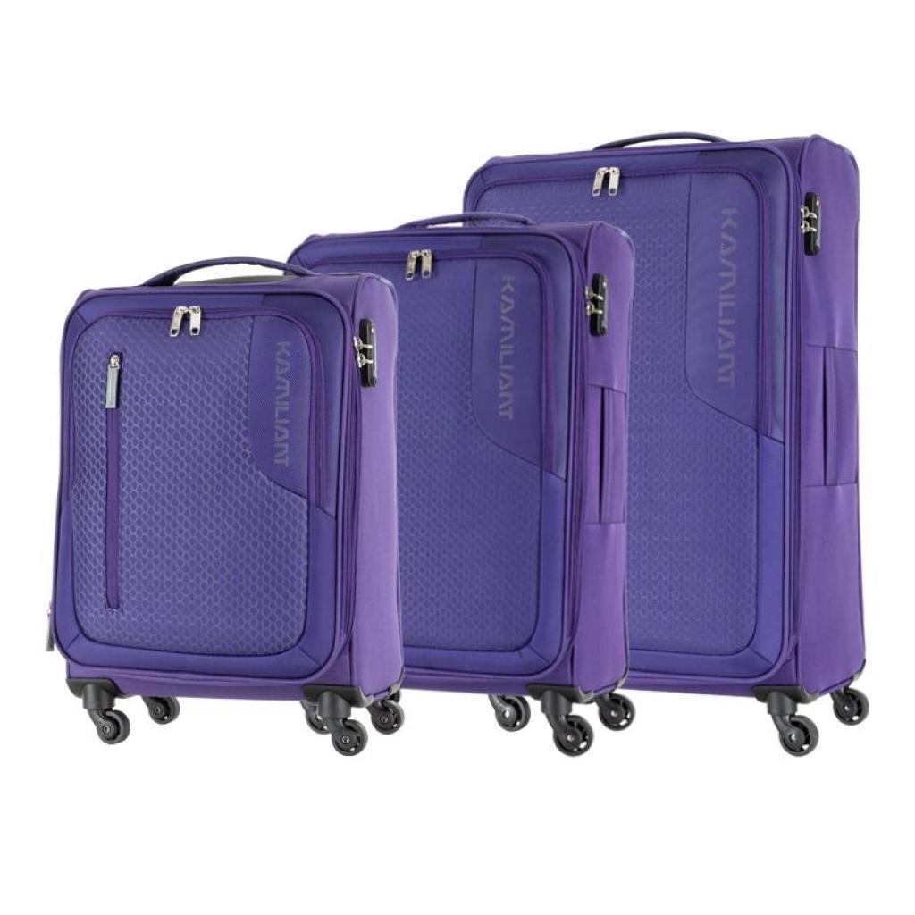 Kamiliant กระเป๋าเดินทาง รุ่น KOJO SET SIZE 20+25+30 นิ้ว แฟชั่น
