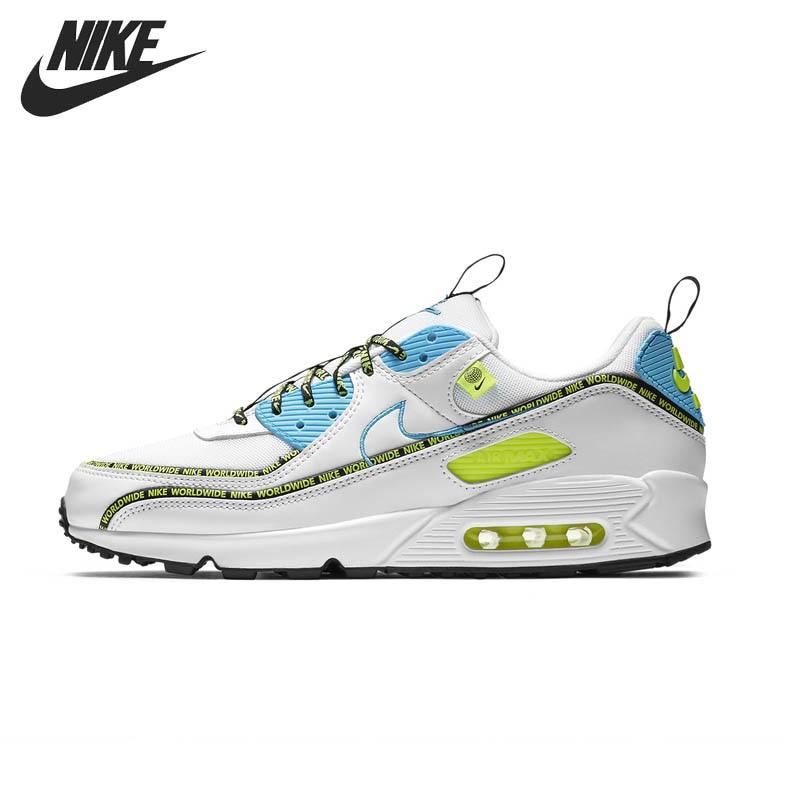 ต้นฉบับใหม่ nike-air-max-90-se รองเท้าผ้าใบสำหรับผู้ชาย