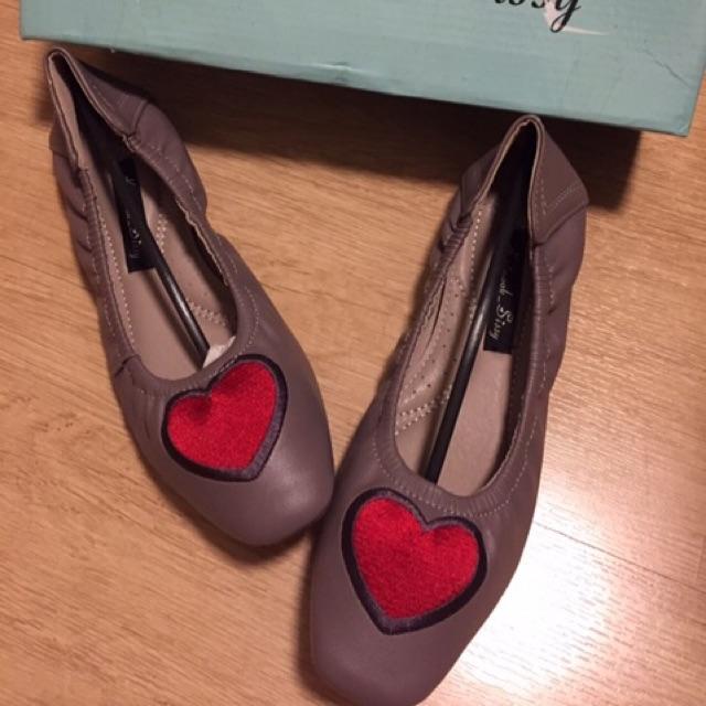 รองเท้าคัชชูหุ้มส้น Kaimook_Sissy 🥿