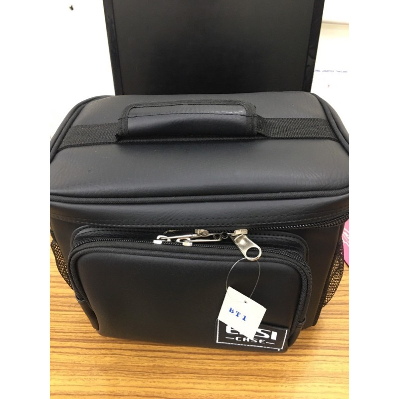 กระเป๋าใส่ลำโพง บลูทูธ    Marshall Kilburn 1,2 ตรงรุ่น     จาก  Easi case.   (หนัง ) PVC