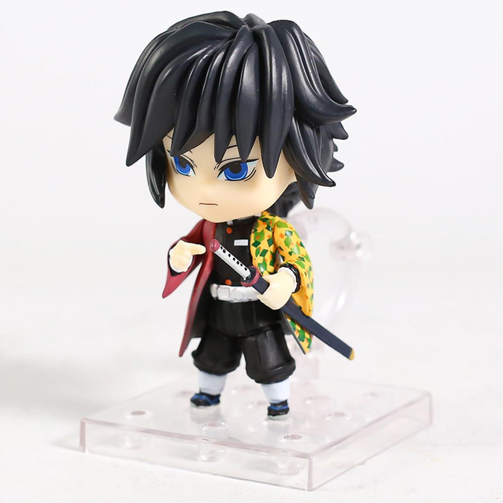 PVC Anime Demon Slayer Blade Toy Figures Action Figure Toys Shinobu Agatsuma Collection Doll Ornaments Kimetsu no Yaiba1