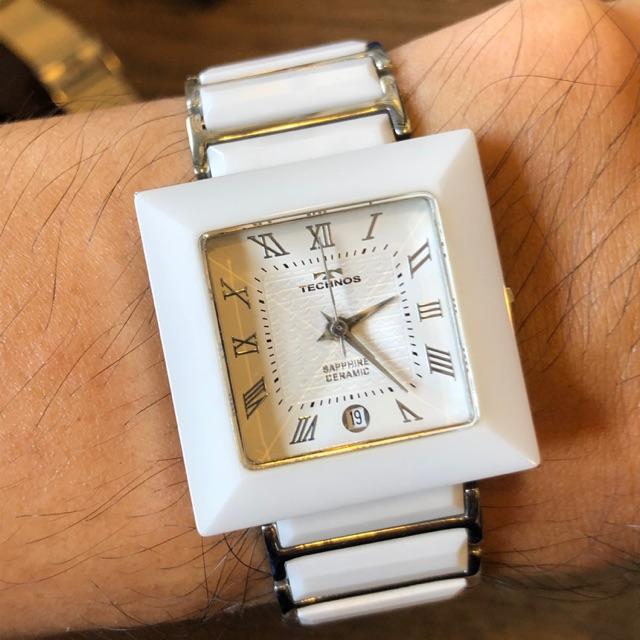 นาฬิกา TECHNOS ระบบQuartz ขนาด31มม.