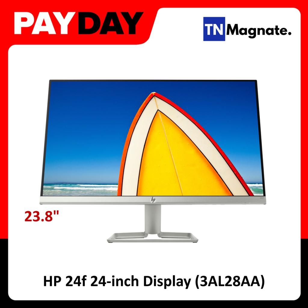 """[จอมอนิเตอร์] HP 24f Monitor 23.8"""" IPS 60Hz"""