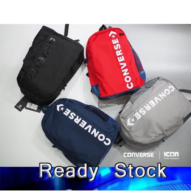 121be45955 Converse Speed 2.0 Backpack กระเป๋าเป้  แท้   ฟรีถุงShop แท้100%  สต็อคพร้อม