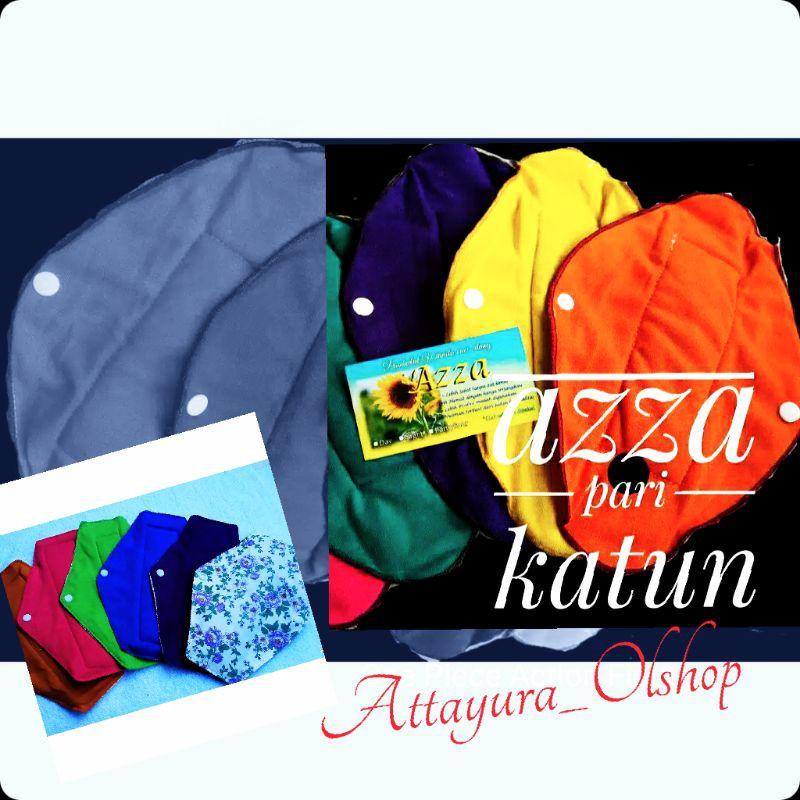 Ready Menspad Azza ผ้ากันเปื้อนผ้าอนามัยธรรมชาติและสุขภาพ