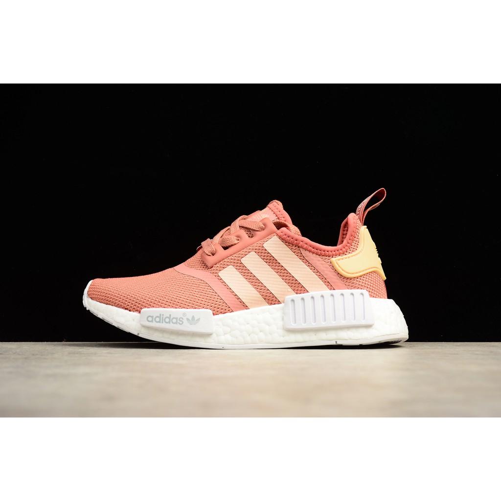 Adidas NMD R2 BOOST cloverleaf women s sport running shoes BA7260-BA7259  3c24d67593cb