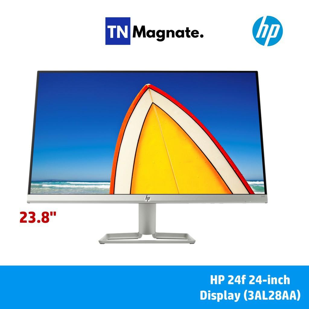 """มอนิเตอร์ [จอมอนิเตอร์] HP 24f Monitor 23.8"""" IPS 60Hz"""