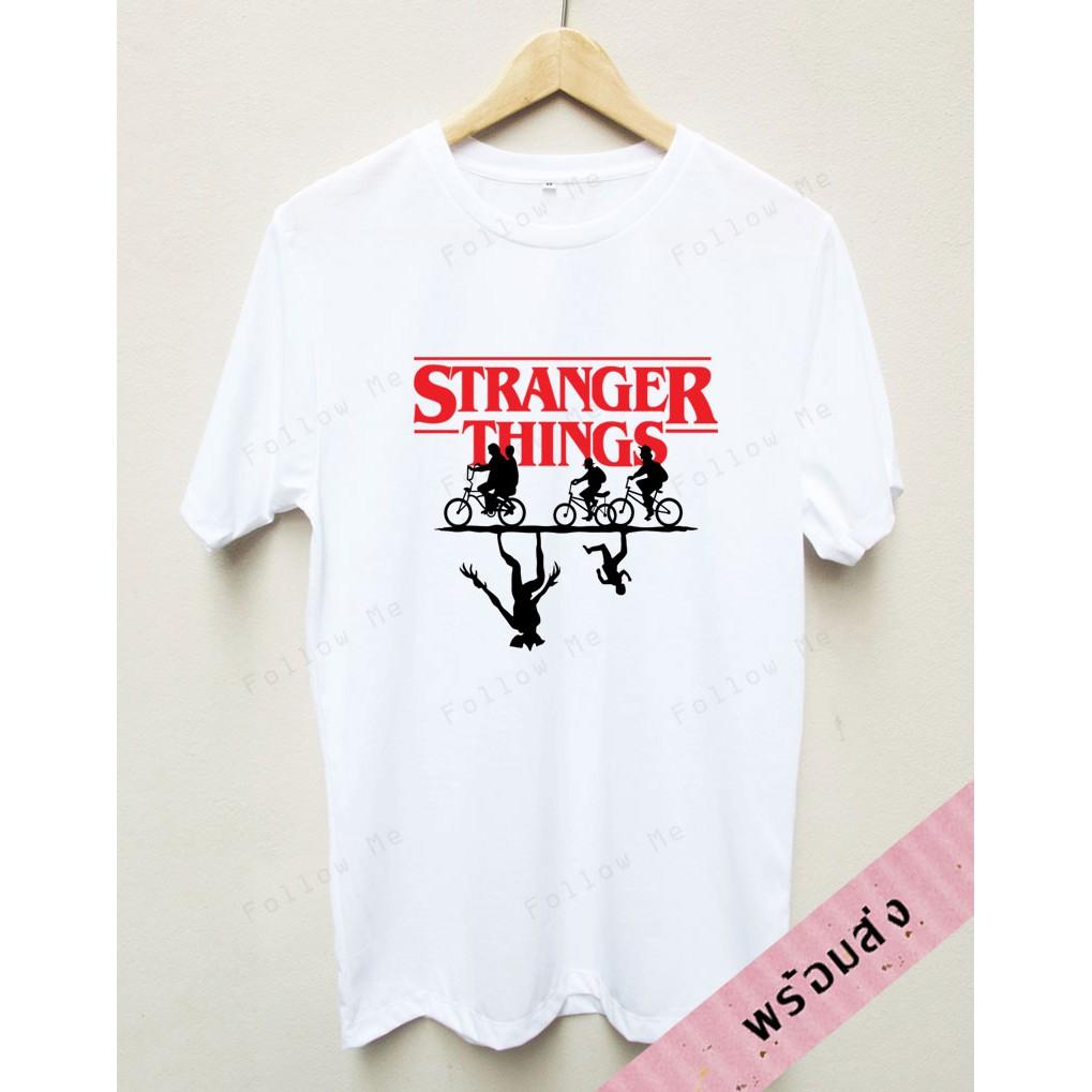 เสื้อยืด Stranger Things no.1