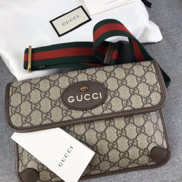 [ส่งฟรี] กระเป๋าสะพาย Gucci Belt Bag Signature