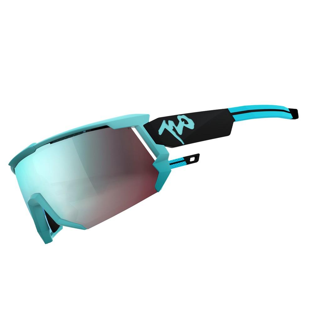 แว่นตากันแดด 720armour รุ่น Mars สีกรอบ Pale Aqua สีเลนส์ HC Brown Lake Blue