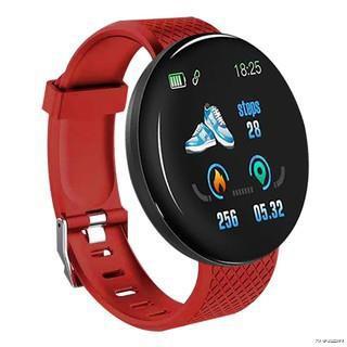 ยางยืดออกกําลังกาย☃✕ 🌹นาฬิกาสมาร์ท D18นาฬิกาสมาร์ท19 นาฬิกาอัจฉริยะ โทรเข้า-ออกได้ กันเหงื่อ ภาษาไทย มีเก็บเงินปลายทาง
