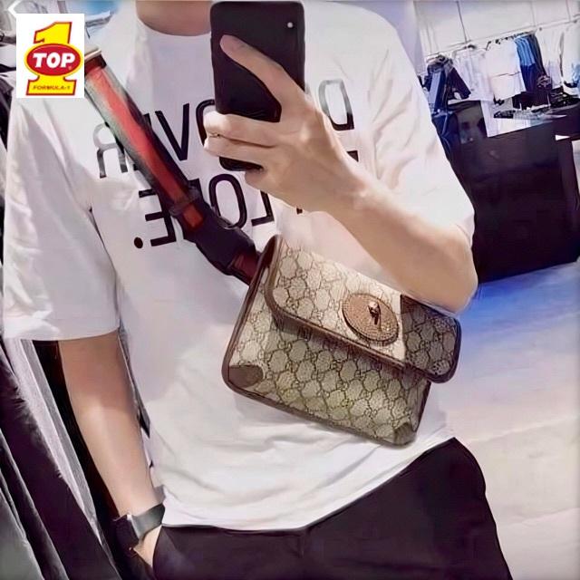 New Gucci GG belt bag