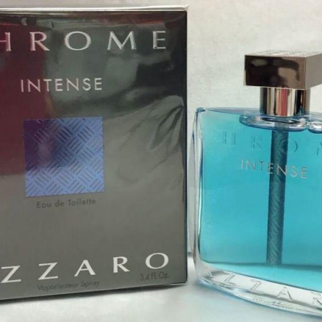 Azzaro chrome intense edt 100ml.