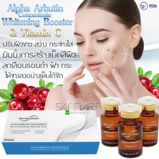 Review DermAesthetic Alpha Arbutin concentrate