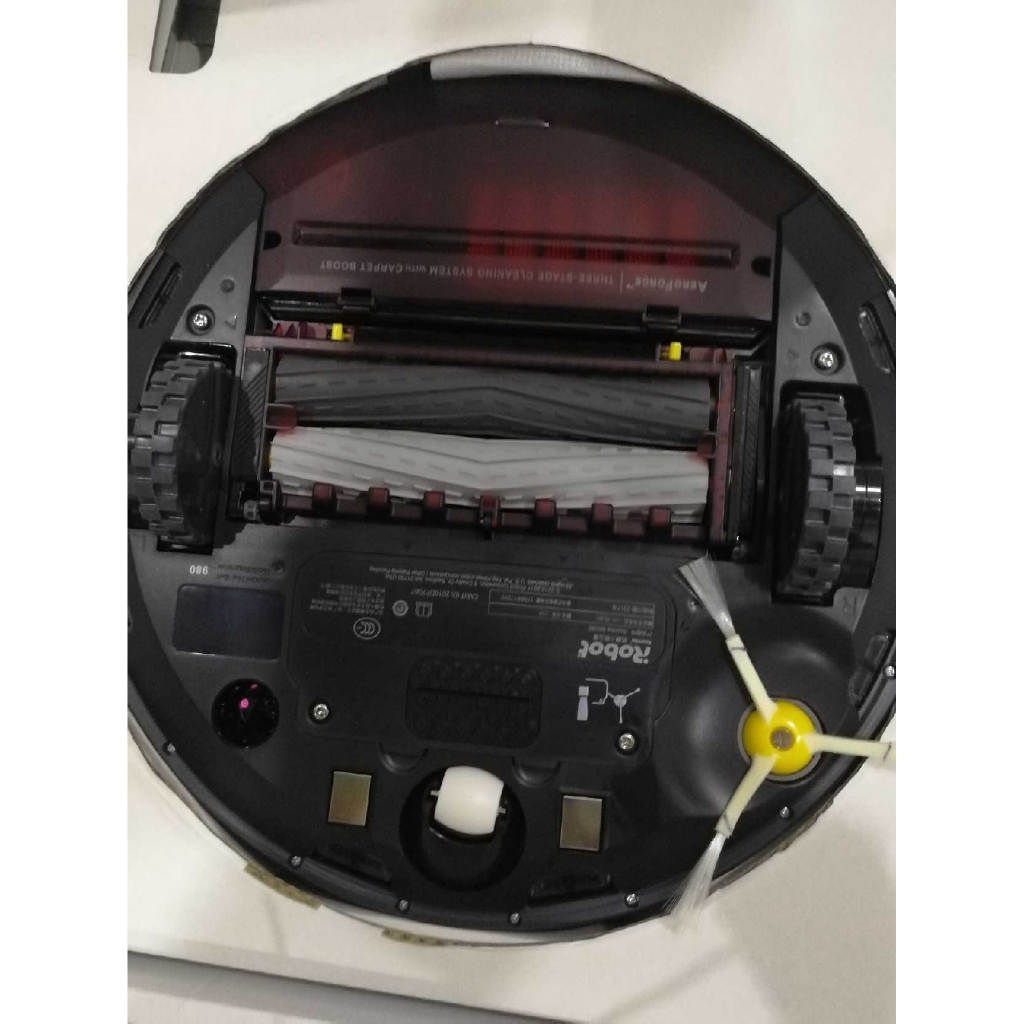 iRobot Roomba 980 หุ่นยนต์ดูดฝุ่นอัตโนมัติ 95%new 32RW