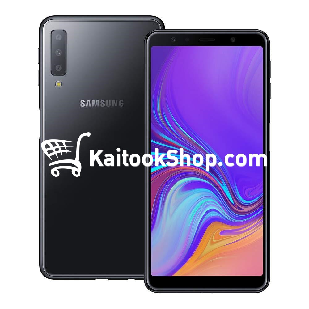 Samsung Galaxy A7 2018 (Rom 64GB / Ram 4GB) # ประกันศูนย์ไทย 1 ปี + ส่งฟรี!  Kerry