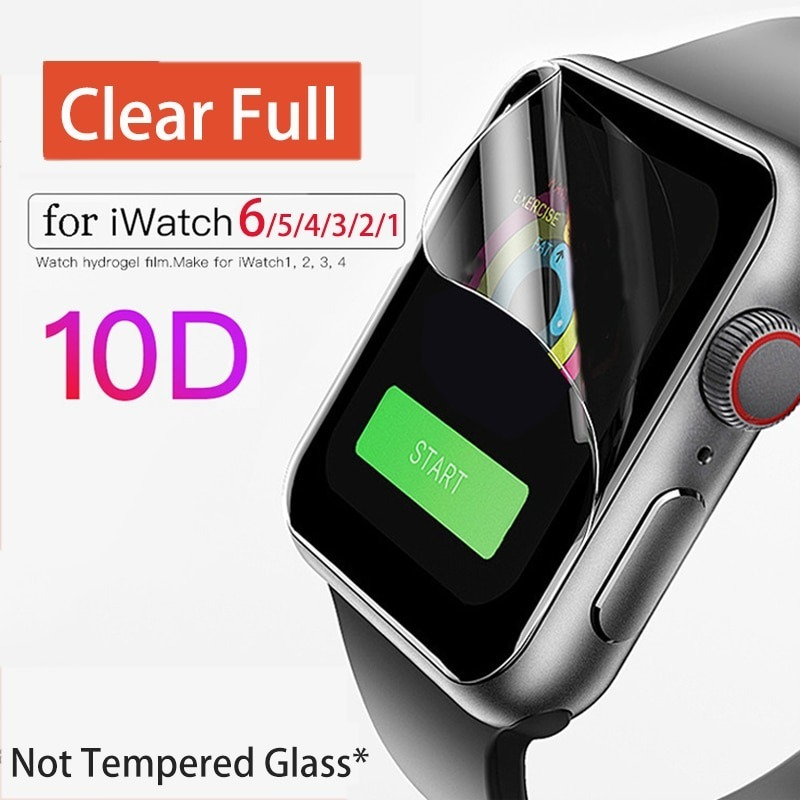 เคสนาฬิกาข้อมือ Apple Watch 6 Se 5 4 3 Case 42 มม . 38 มม . สําหรับ Iwatch 4 Series 6 5 1 / 2 / 3 / 40mm 44mm