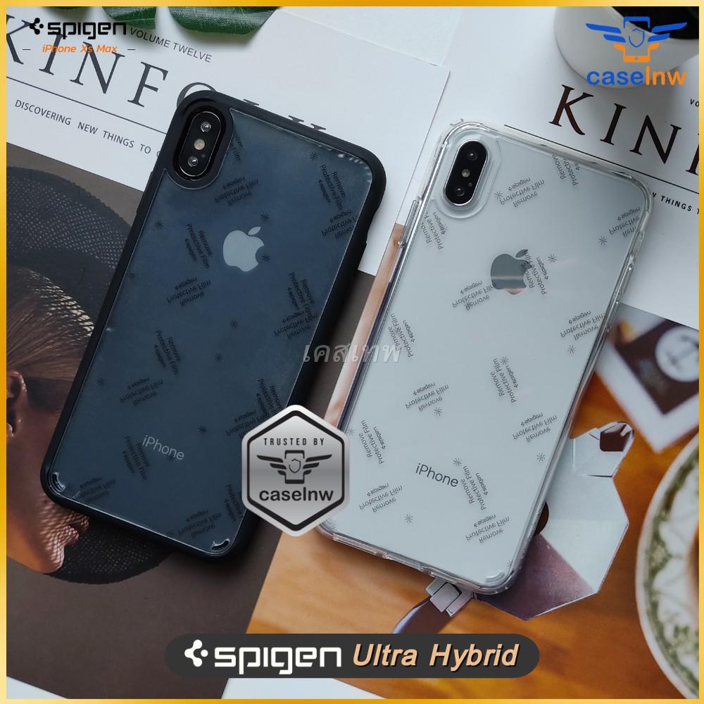 [iPhone XS Max] เคส Spigen Ultra Hybrid iPhone XS Max