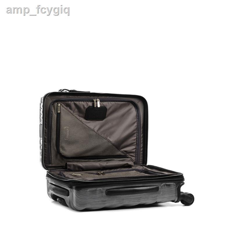 กระโปรงหลังรถ❄✻❖[การจัดการโดยตรง] TUMI Tuming 19 DEGREE กระเป๋าเดินทางแบบมีล้อลากแฟชั่น