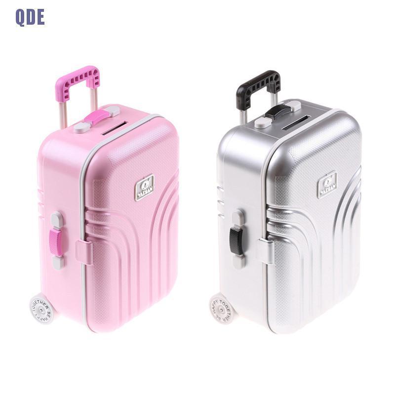 ( Pwe ) กระเป๋าเดินทางขนาด 18 นิ้วสําหรับตุ๊กตา American Doll ( Ye )