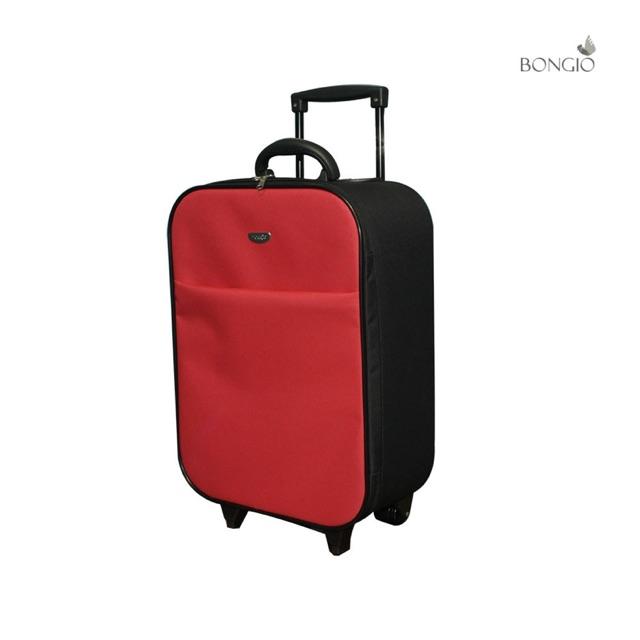 กระเป๋าเดินทางผ้าล้อลาก BONGIO 18 นิ้ว