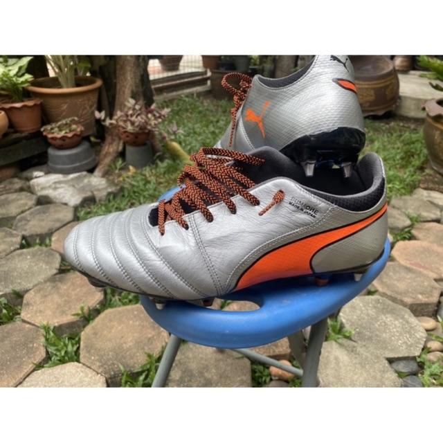 รองเท้าสตั๊ด Puma ONE made in japan มือสอง ของแท้ 🇯🇵