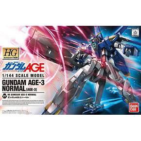 Gundam [HG] 1/44 Gundam Age-3 Normal