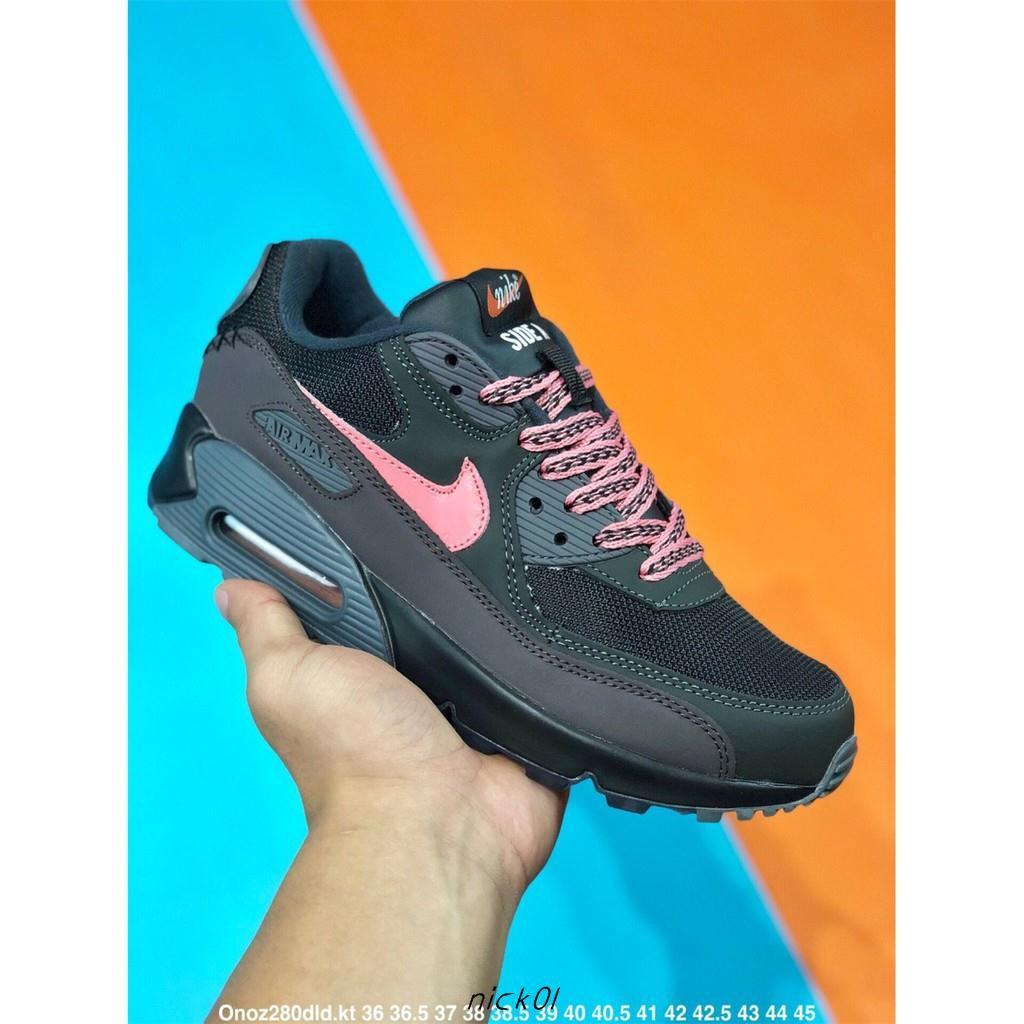 ต้นฉบับ \nNike Air Max 90 แฟชั่น รองเท้ากีฬา รองเท้าลำลอง รองเท้าผู้ชายและผู้หญิง  y14