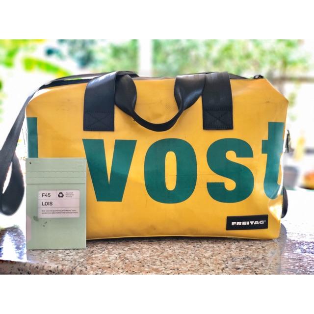 FREITAG กระเป๋า รุ่น F45 LOIS Sports Bag M