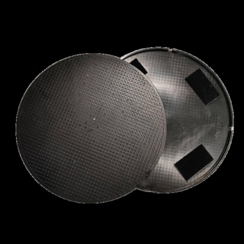 แผ่นพลาสติกX2 เครื่องขัดหน้าปูนฉาบ