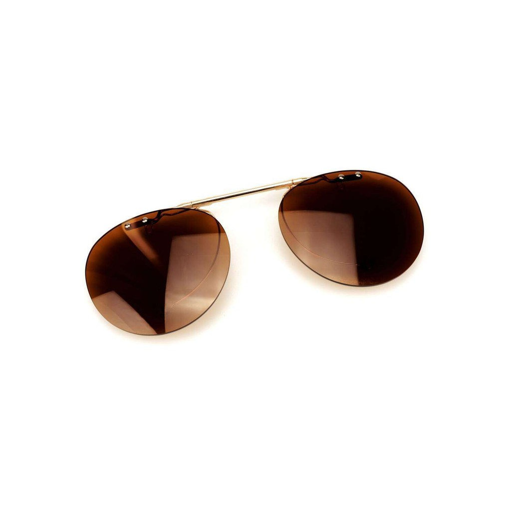 Clip Oliver Peoples Brown