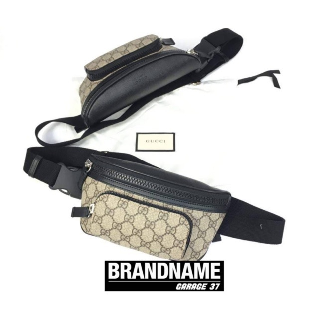 New Gucci eden belt bag