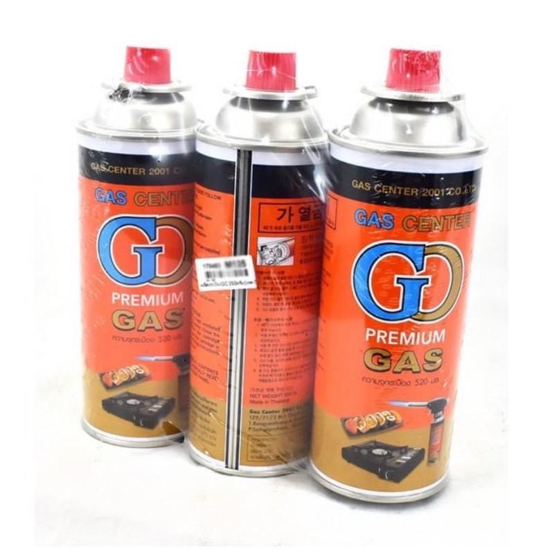 📣ลด ลด ลด ต่อรองราคามาเลยจ้า 📣 แก๊สกระป๋องขนาด 520 มล (ยกลังราคาส่ง 24 กระป๋อง)