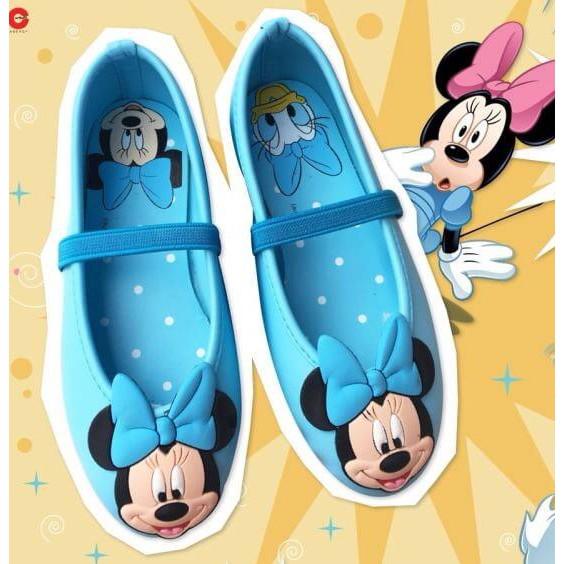 รองเท้าคัชชูเด็กมิกกี้
