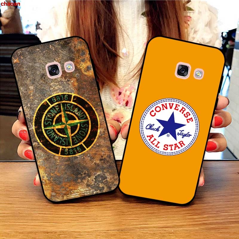 Samsung A3 A5 A6 A7 A8 A9 Pro Star Plus 2015 2016 2017 2018 HYHYXL Pattern-2 Silicon Case Cover