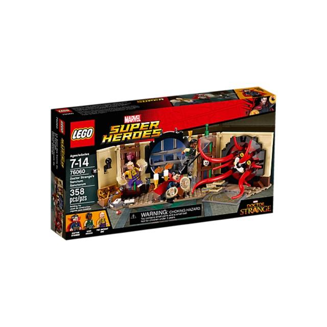 Lego 76060 Marvel Doctor Strange's Sanctum Sanctorum