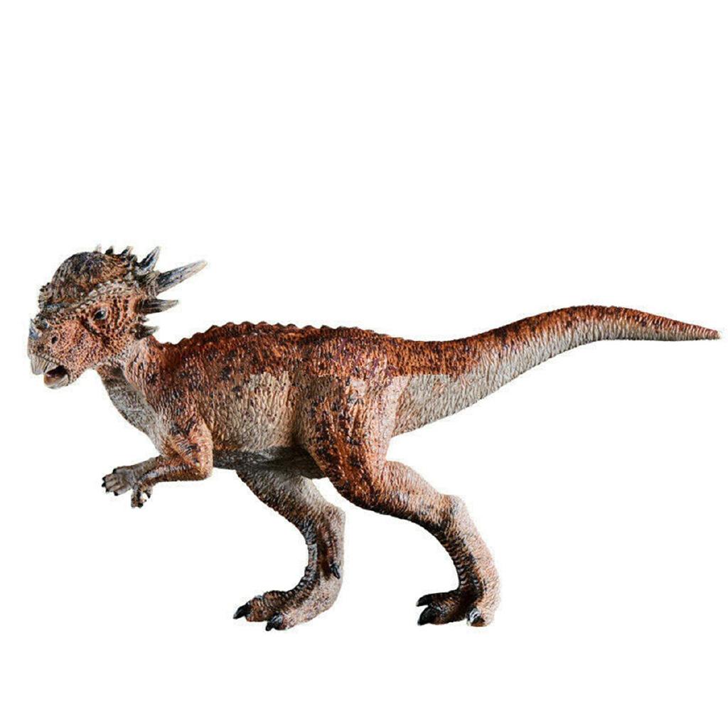 Stygimoloch Pachycephalosaurus Figure Dinosaur Decor Model Collector Toy Gift