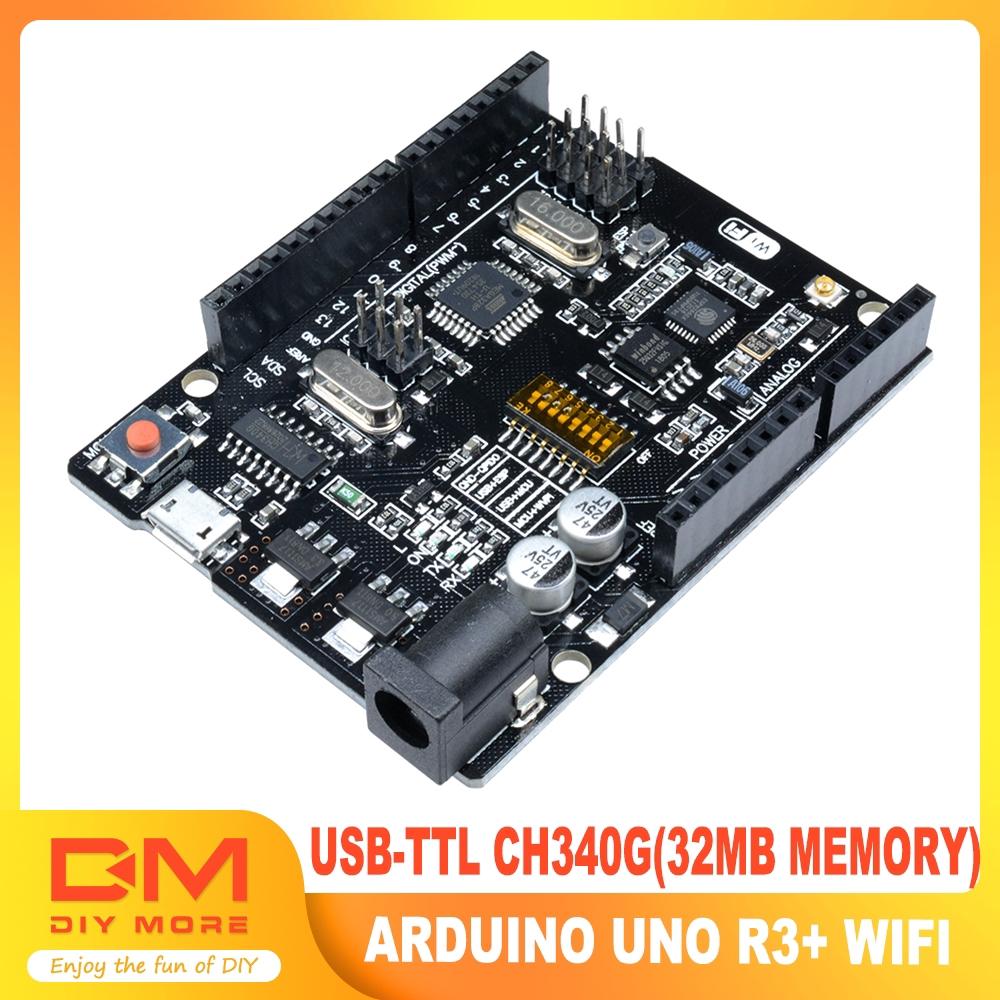 Arduino Sensor Shield V8