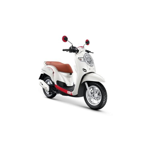 Honda CKS New Scoopy i club 12 ล้อแม็ค