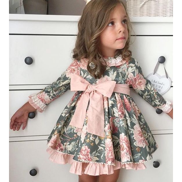 Toddler Infant Kids Baby Girls Summer Dress Princess Party Pageant Tutu Dresses