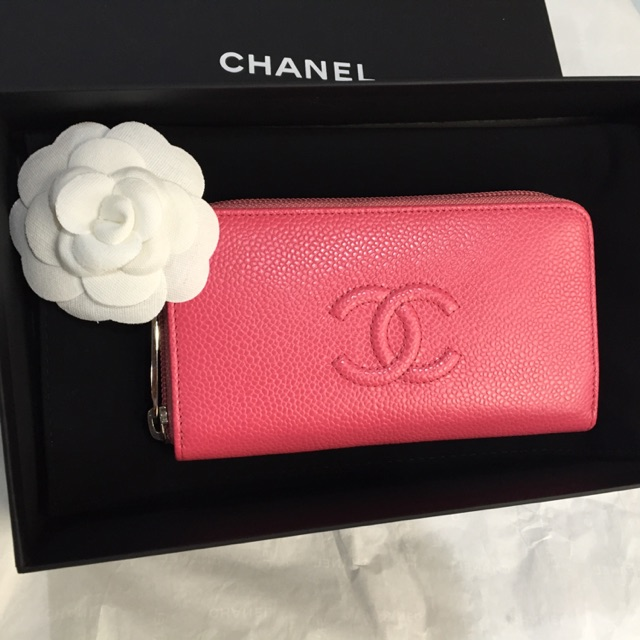 Chanel Zippy Medium Wallet